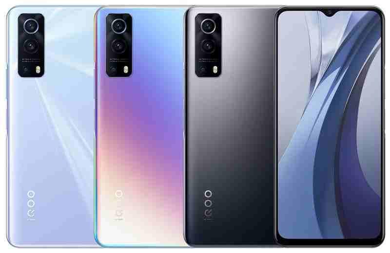 IQOO Z3: Snapdragon 768G, 120Hz ekran ve 50W hızlı şarj özelliğine sahip yeni ve ucuz bir 5G akıllı telefon