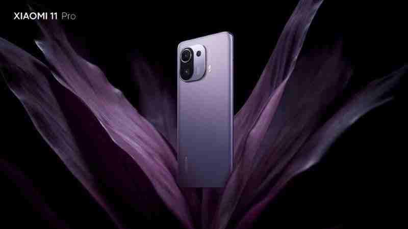 Xiaomi, Mi 11 Pro'yu sundu: Özellikler, fiyat ve çıkış tarihi