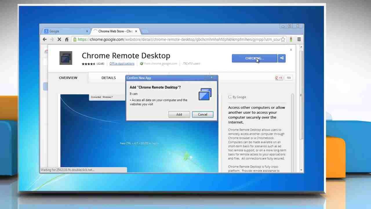 Chrome Remote Desktop'ı kullanarak bir PC'yi herhangi bir yerden nasıl kontrol edebilirim?
