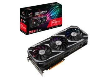 ASUS, özel Radeon RX 6700 XT grafik işlemcilerini duyurdu