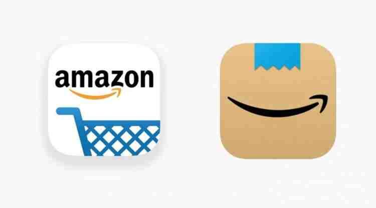 Amazon, uygulamasının logosunu Hitler'e benzemeyecek şekilde değiştiriyor