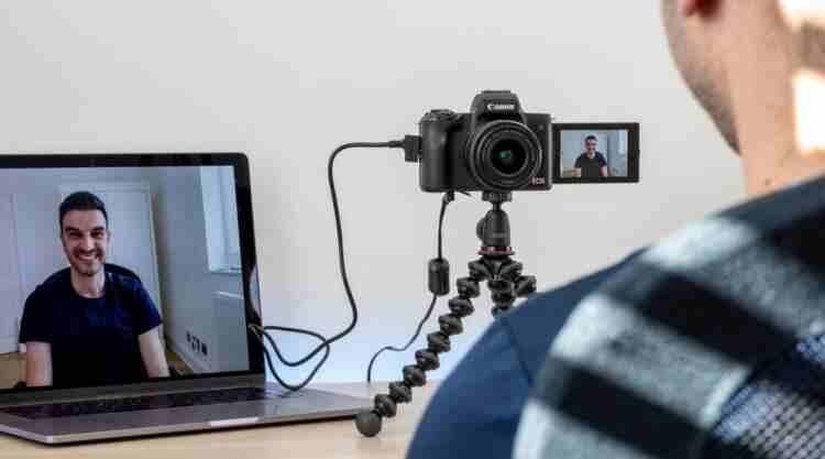 Canon, DSLR'leri web kamerasına dönüştüren yeni kamera kitlerini duyurdu