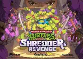 Teenage Mutant Ninja Turtles oyunu
