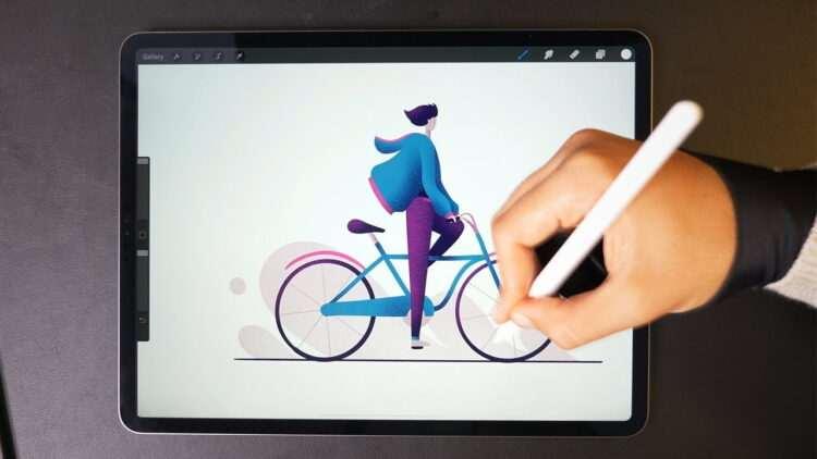 iPad için en iyi çizim uygulamaları