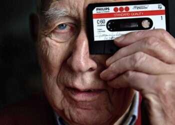 Kasetin yaratıcısı Lou Ottens 94 yaşında hayatını kaybetti