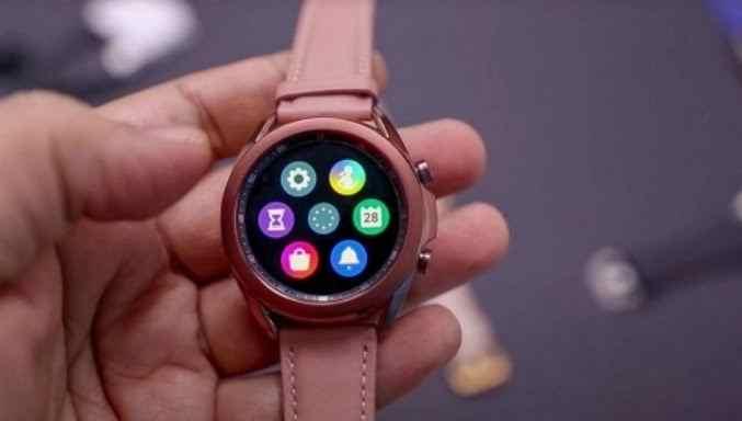 Samsung Galaxy Watch 4 ve Watch Active 4, Google WearOS ile gelecek