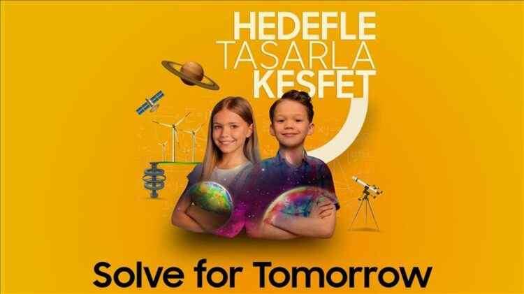 """Samsung'un """"Solve for Tomorrow"""" bilim yarışması kazananları açıklandı"""