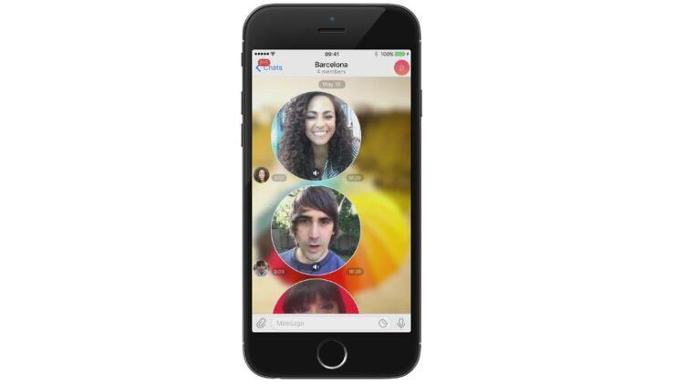 Telegram'da video mesaj nasıl gönderilir?
