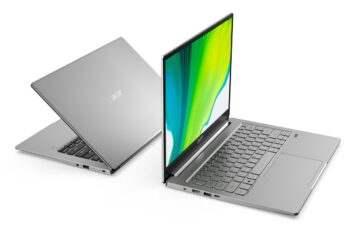 Yeni Acer Swift 3, dikey ekran severler için 3:2 görüntü oranıyla fark yaratıyor