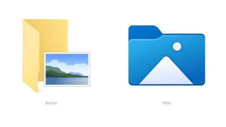 Microsoft, yeni Windows 10 simgeleri ile daha renkli bir tasarım sunacak