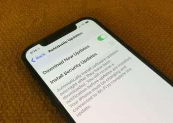 iOS'ta güvenlik güncellemeleri, sistem güncellemelerinden ayrı olacak