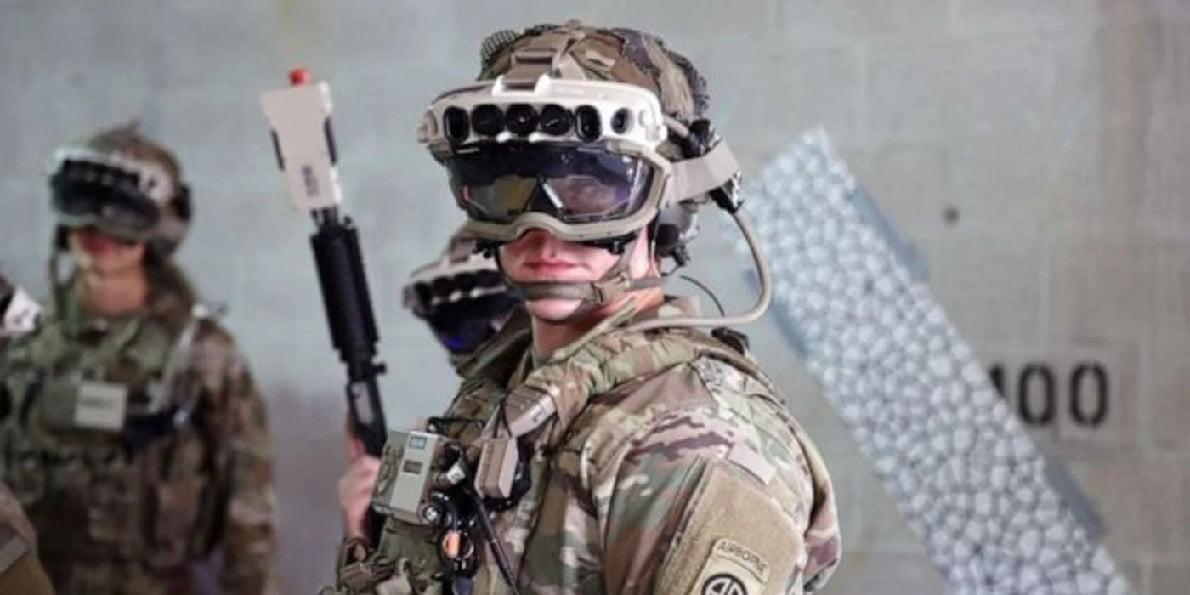 Microsoft büyük bir sözleşme kazandı: Şirket, ABD Ordusu'na 21,8 milyar dolar değerinde HoloLens 2 tedarik edecek