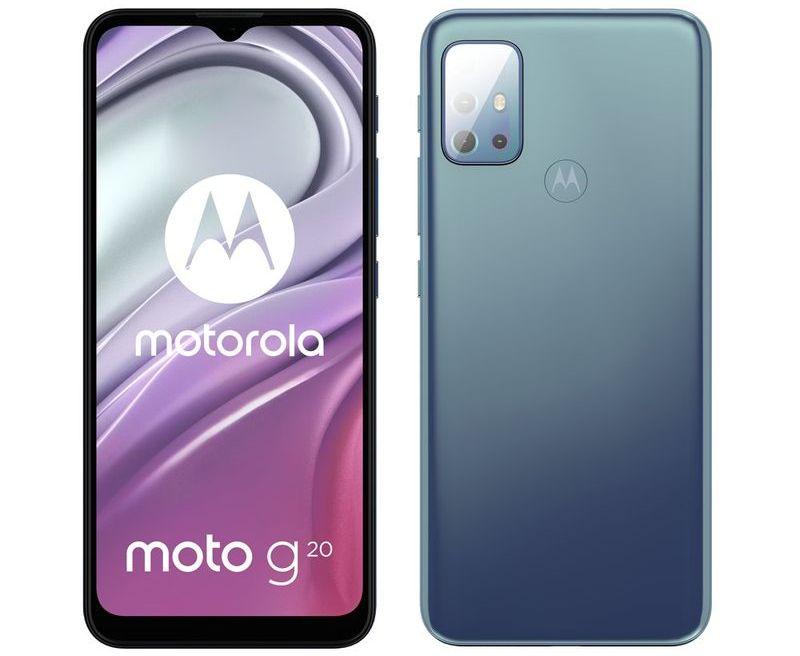 Sızan görüntülerde yeni Moto G20 ve Moto G60 görünüyor