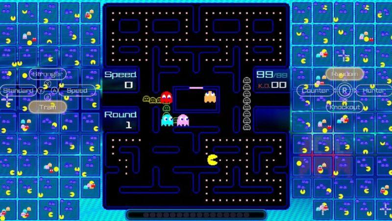 Pac-Man, Nintendo Switch'in yeni rekabetçi oyunu Pac-Man 99 ile Battle Royale'e girdi