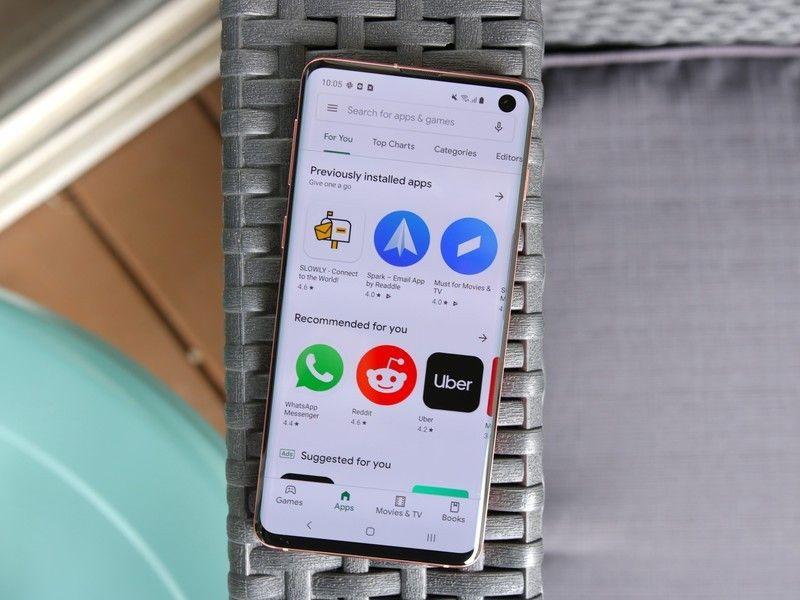 Google Play Store, geliştirilmiş tasarım ve yeni ayarlarla bir makyaj aldı