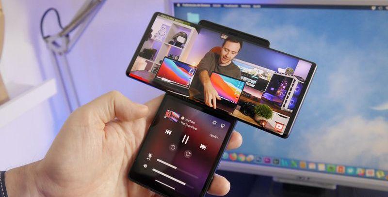 LG, 3 yıldır birinci sınıf akıllı telefonlarda yükseltme sözü veriyor