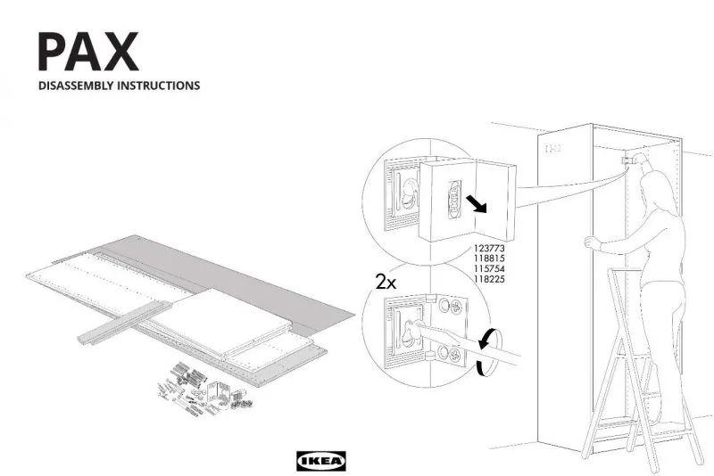 """Sürdürülebilir bir gelecek için IKEA UK, """"sökme kılavuzu"""" mobilya için"""