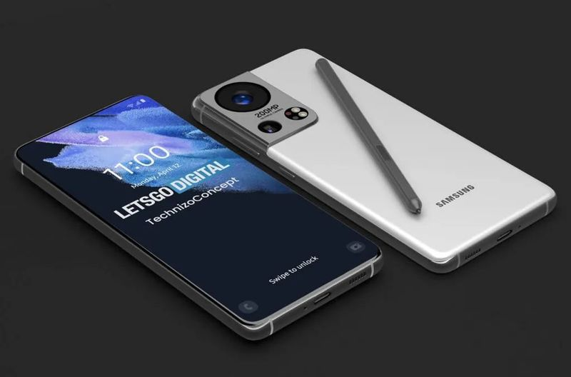 Bu Olympus kameralı Samsung Galaxy S22 olurdu