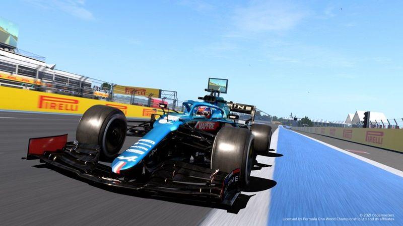 F1 2021, yeni hikaye modu ile ileriye doğru tam hızla yaklaşıyor