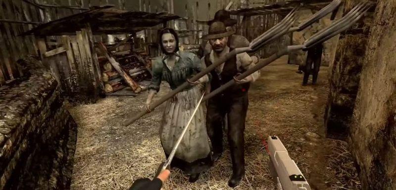 Resident Evil 4 geri geliyor ve şimdi VR'da olacak