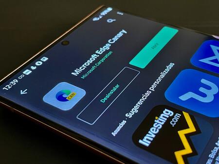 Microsoft, Android için Edge Canary'yi başlattı