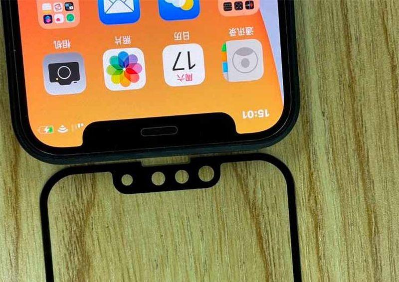 iPhone 13 çentik, öncekilerden daha küçük olabilir