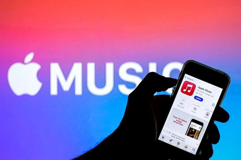 Apple Music, sanatçılara oynatma başına # post_title.01 ödemeyi iddia ediyor