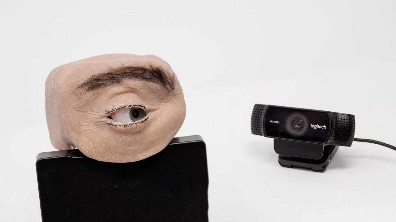 İnsan gözüne benzer şekilde geliştirilen web kamerası: The Eyecam • digital  report