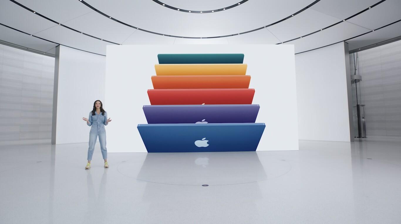 Apple, M1 işlemcili iMac 2021'i piyasaya sürdü: Özellikler, fiyat ve çıkış tarihi