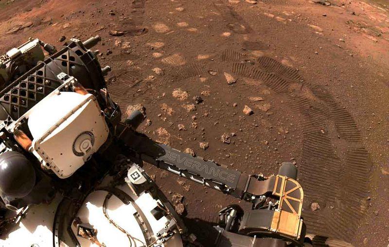 NASA, Mars atmosferinden oksijen çıkarmayı başardı
