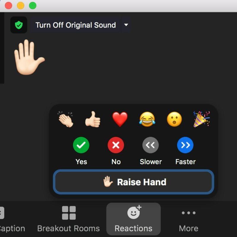 Zoom, toplantılar için ek açıklama geliştirmeleri ve daha fazla tepki emojisi getiriyor