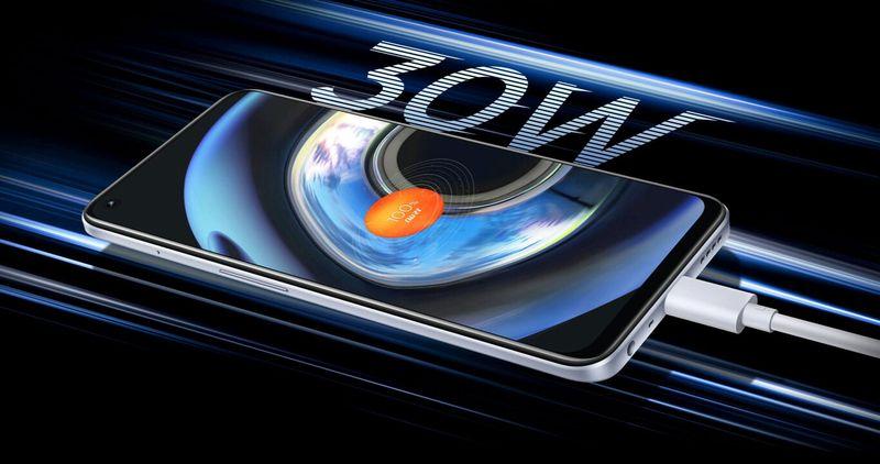 Realme Q3, Q3i ve Q3 Pro: 5G ve 200 $ 'dan başlayan yüksek yenileme hızları