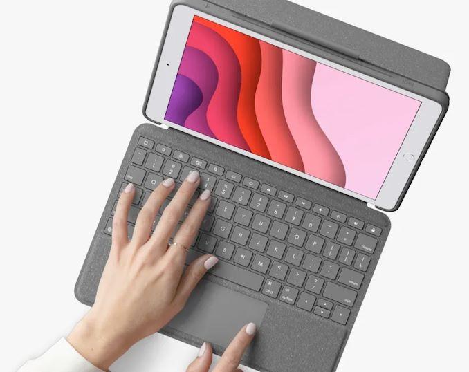 Logitech Combo Touch Keyboard artık yeni iPad Pro ile uyumlu