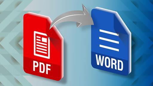 PDF dosyasını Word yapma