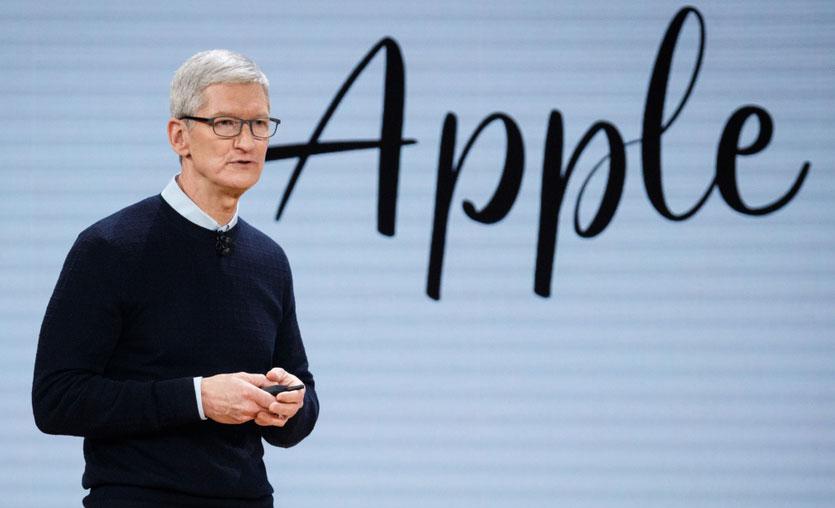 Apple önümüzdeki beş yıl içinde ABD'de 430 milyar dolar yatırım yapacak