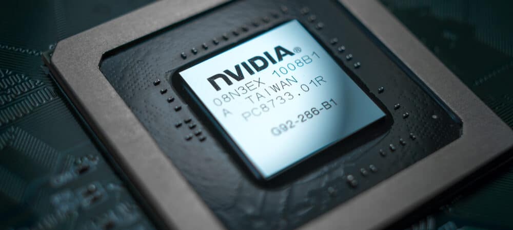 NVIDIA, GeForce RTX 30
