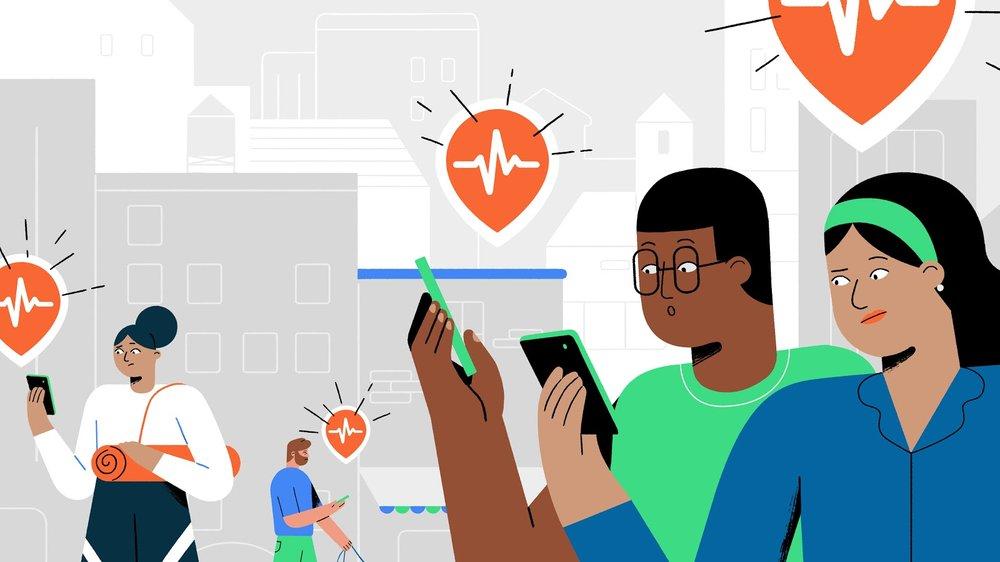 Google, Yunanistan ve Yeni Zelanda'da Android deprem uyarılarını başlatıyor