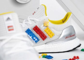 Adidas, LEGO ile işbirliği yaparak yeni spor ayakkabıları üretti