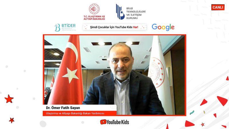 Aile dostu YouTube Kids uygulaması Türkiye'de