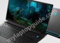 AMD Ryzen işlemci tarafından desteklenen dizüstü oyun bilgisayarı: Alienware M15