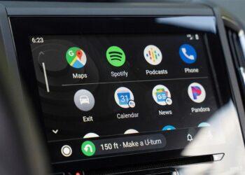 Android Auto artık geliştiricilerin navigasyon, park etme ve şarj uygulamalarını başlatmalarına izin veriyor