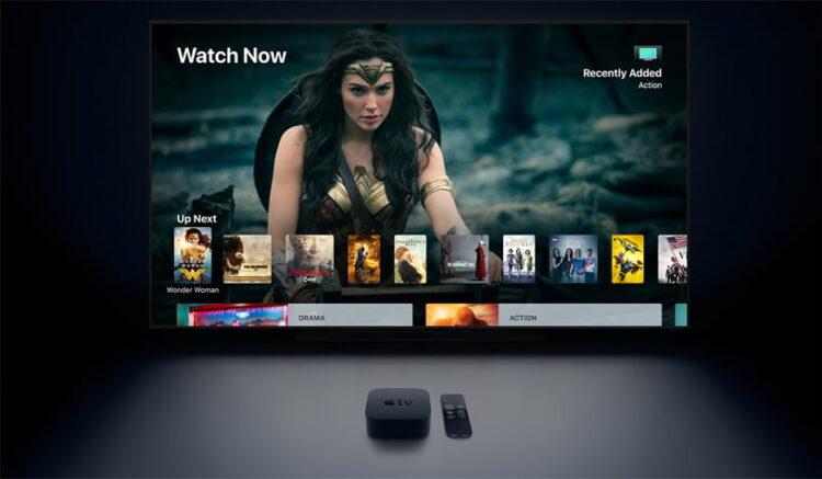 Apple'ın yeni Apple TV uzaktan kumandasının üçüncü taraf bir cihaz olduğu ortaya çıktı