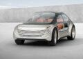 Bu otonom elektrikli araba kirli havayı filtreleyecek