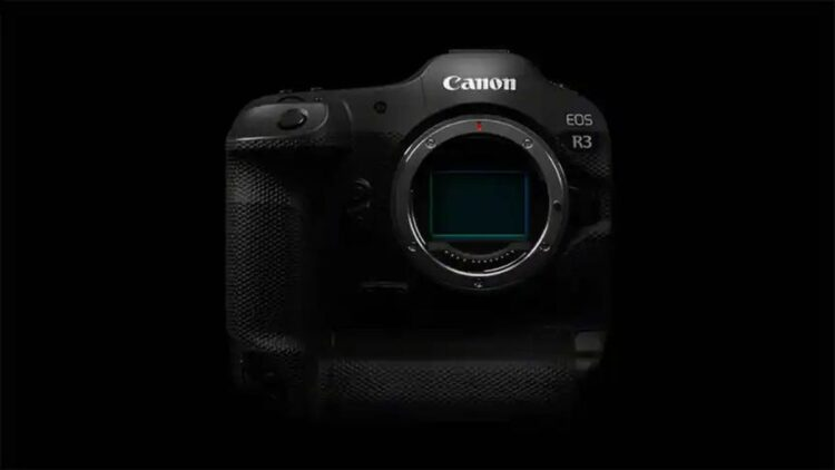 Canon, yeni profesyonel kamerası EOS R3 ile Sony ve Nikon ile rekabet edecek