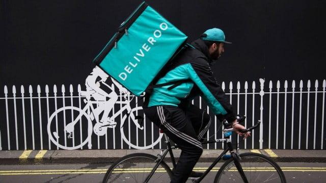 Deliveroo halka arzda umduğunu bulamadı: Hisseler yüzde 30'dan fazla düştü