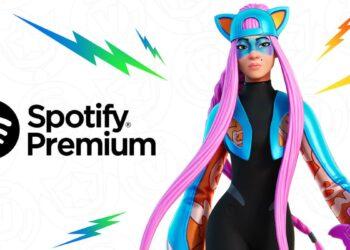 Fortnite, Club Fortnite abonelerine 3 aylık Spotify Premium veriyor
