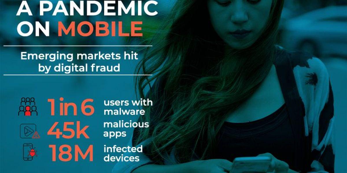 Gelişmekte olan ülkelerde altı Android telefondan birinde kötü amaçlı yazılım var