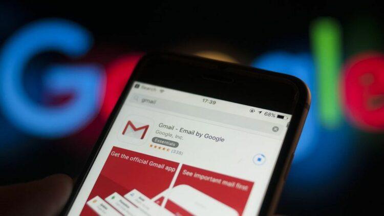 Gmail uygulamasında Sohbet ve Odalar sekmelerini açma