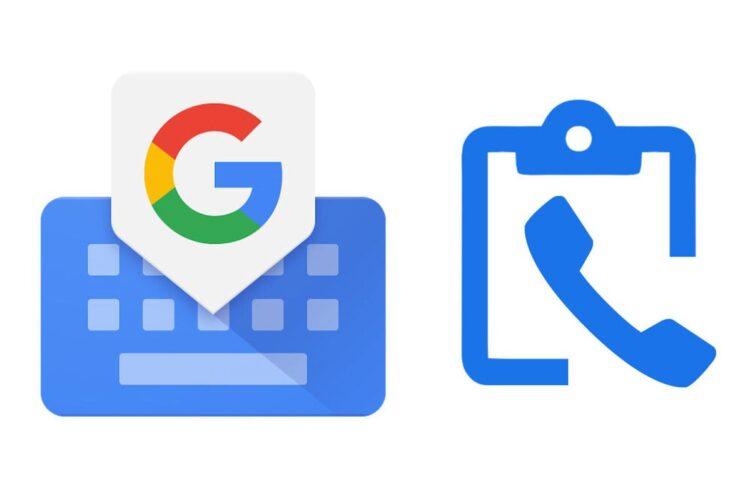 Google Gboard klavyesinin akıllı pano özelliğini duyurdu