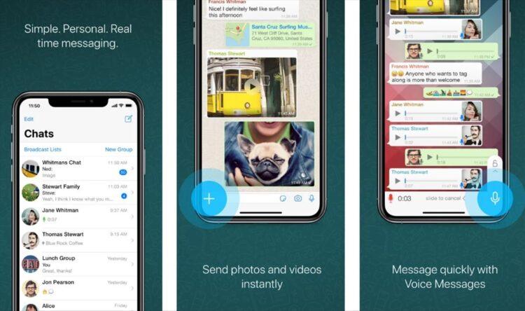 iPhone Whatsapp uygulamasına iki önemli değişiklik geldi